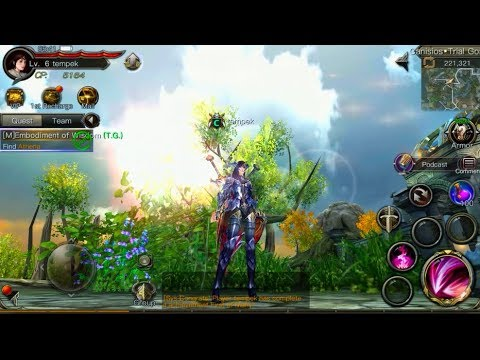 Free New ENGLISH MMORPG | Immortal Thrones 3D Fantasy Mobile MMORPG Android / IOS Gameplay