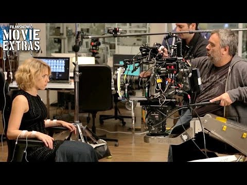 Go Behind the Scenes of Lucy (2014)