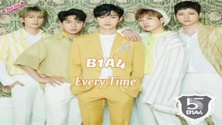 B1A4 - EVERY TIME (Sub Espa?ol & Sub English)