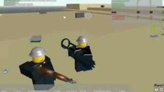 Roblox-World War II: Passo di Kasserine, giorno 2