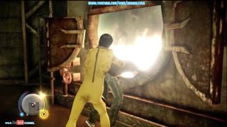 Sleeping Dogs Episode 7 Finish Him ( WARNING CONTAINS SPOILERS )