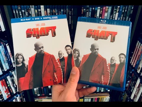 Shaft (2019) BLU RAY REVIEW + Unboxing