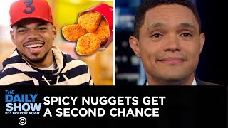 A new report spells out dire consequences if humans don't curb carbon emissions, a tweet sparks the return of Wendy's spicy nuggets, and runner Caster ...
