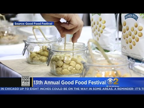 13th Annual Good Food Festival