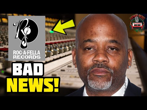 Breaking: Jay-Z's Roc-A-Fella Is Coming For Dame Dash !