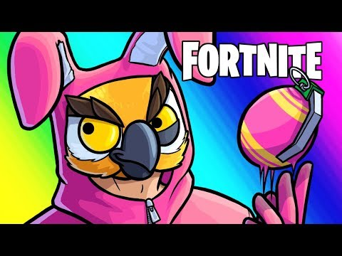 Fortnite Funny Moments - Mr.Weebfanboy101 and The Bunny Story!