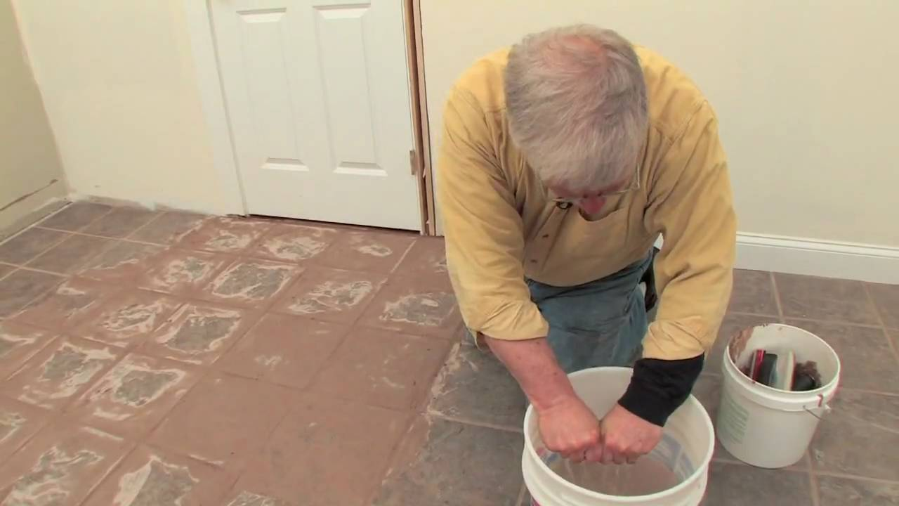 How to floor grout video 3 of 4 youtube how to floor grout video 3 of 4 dailygadgetfo Gallery