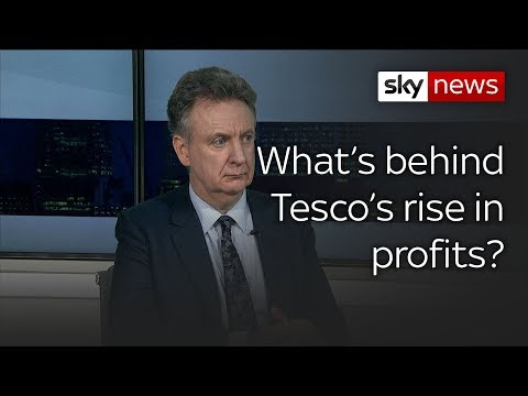 HSBC analyst says Tesco's profit increase driven by 'improvement in quality' of product
