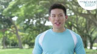 Achieving life's best with 1•DAY ACUVUE® TruEye™ - Jaryl Ong