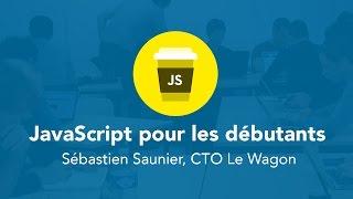 Javascript pour les débutants
