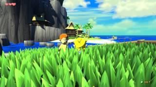 CEMU 1.41 Wii U Emulator - Zelda Wind Waker HD