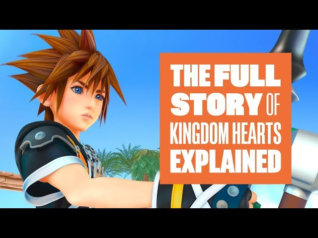 Kingdom Hearts: The Story So Far bundles up (almost) every