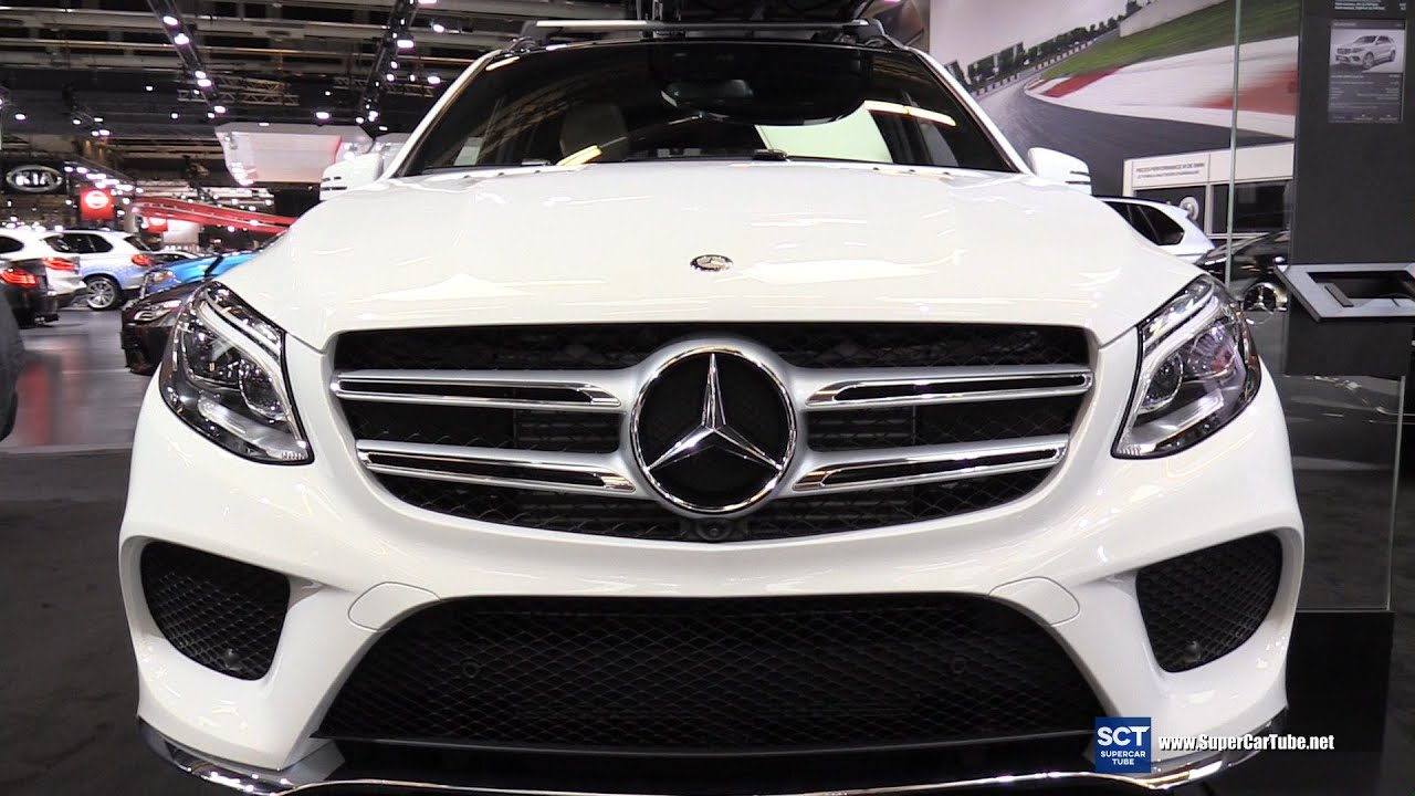 2016 mercedes benz gle class gle 350d suv exterior and interior walkaround 2016 montreal auto. Black Bedroom Furniture Sets. Home Design Ideas