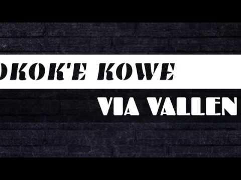 POKOKE KOWE - VIA VALLEN (LIRIK)