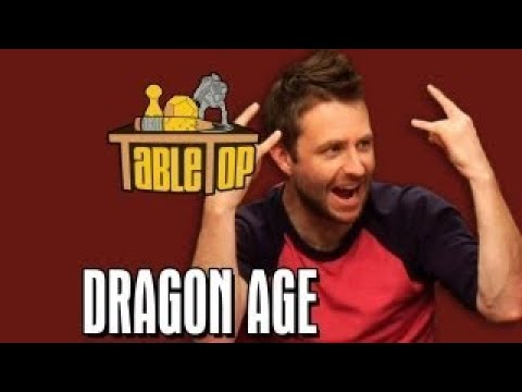 Dragon Age: Chris Hardwick, Kevin Sussman, and Sam Witwer on TableTop, 19 pt. 1