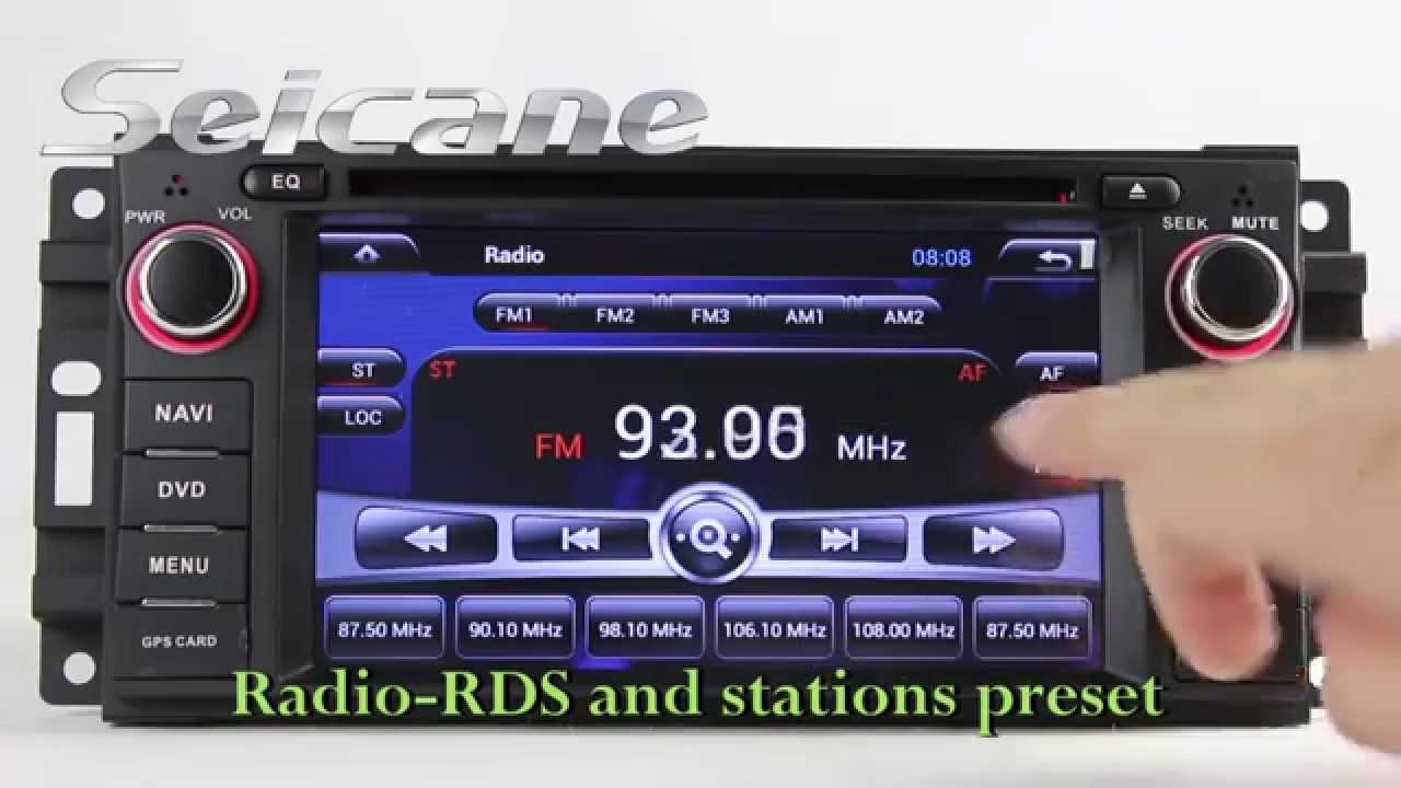 android 4 2 2007 2008 2009 2010 chrysler aspen bluetooth tv dvd rh youtube com 2007 Chrysler Aspen Recalls Aspen Car
