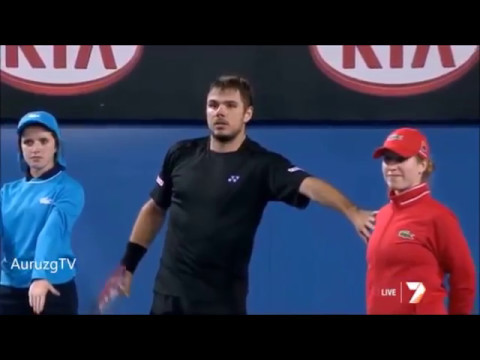 Thumbnail: Too Funny - Best Tennis Fails Part 1