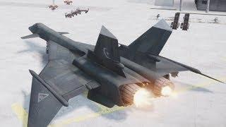 GTA 4 MIG-31 Firefox (Battlefield 2)