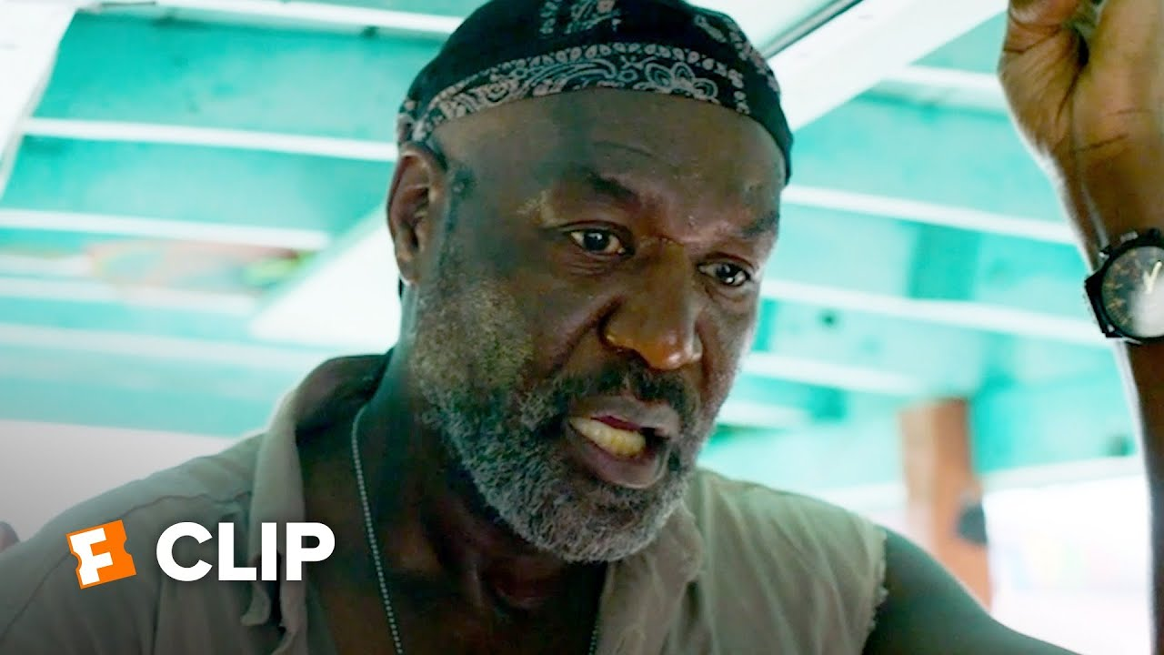 Delroy Lindo: I Think Of 'Da 5 Bloods' As 'A Love Story'