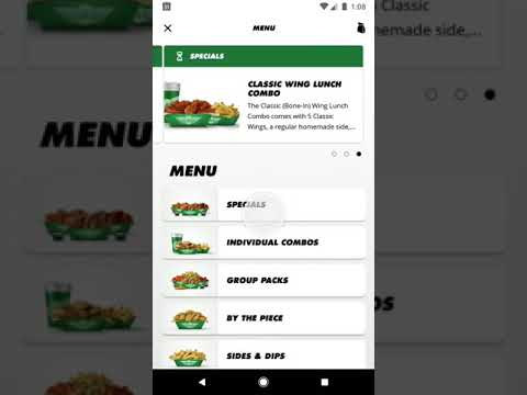 Wingstop - Apps on Google Play