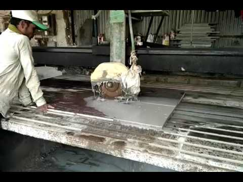 Granite cutting | DIY woodworking INDIA | Industrial granite cutting