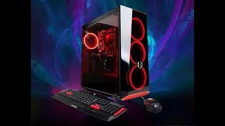 My First Ever Gaming PC CYBERPOWERPC Gamer Xtreme VR GXiVR8060A5 Gaming PC (Intel i5-8400 2.8GHz,