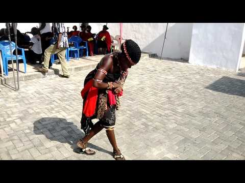 Ghana adowa dance