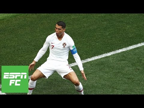 Portugal beats Morocco 1-0 behind early Cristiano Ronaldo goal at 2018 World Cup   ESPN FC