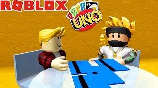 UNO W ROBLOX! -ROBLOX #545