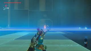 The Legend of Zelda: Breath of the Wild на PC - Святилище Зе-Кашо, Экзамен Зе-Кашо