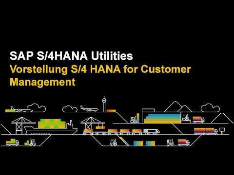 SAP S/4HANA Utilities - Livepräsentation