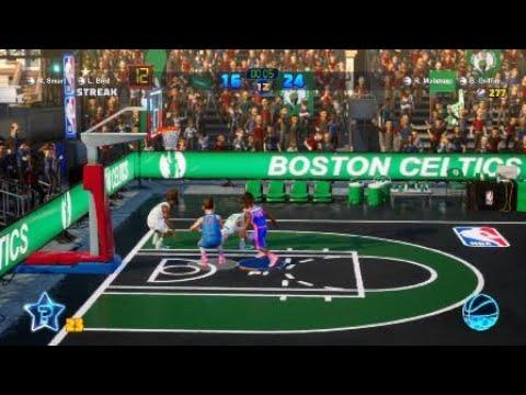 NBA 2K Playgrounds 2 crazy game |