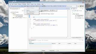 Beginner Java Tutorial #5 Declaring and Calling Methods