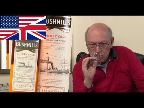 Whisky Review/Tasting: Bushmills Steamship Sherry Cask