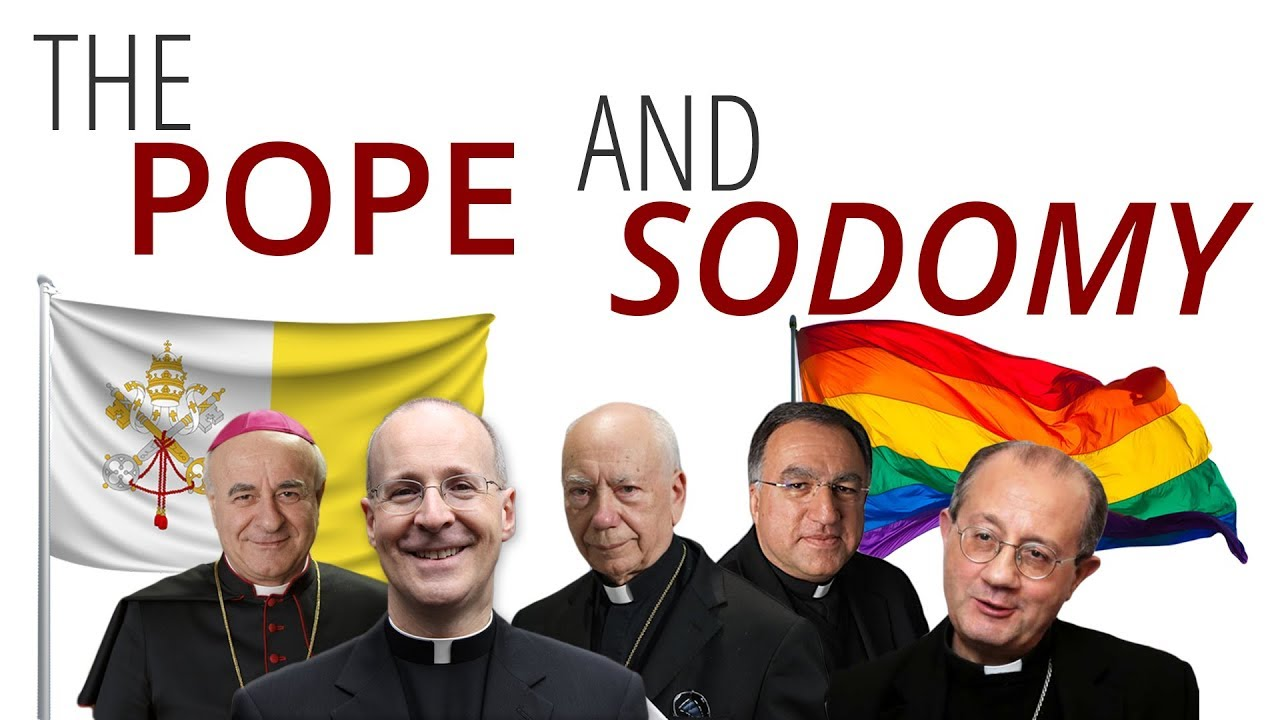 The Vortex—The Pope and Sodomy