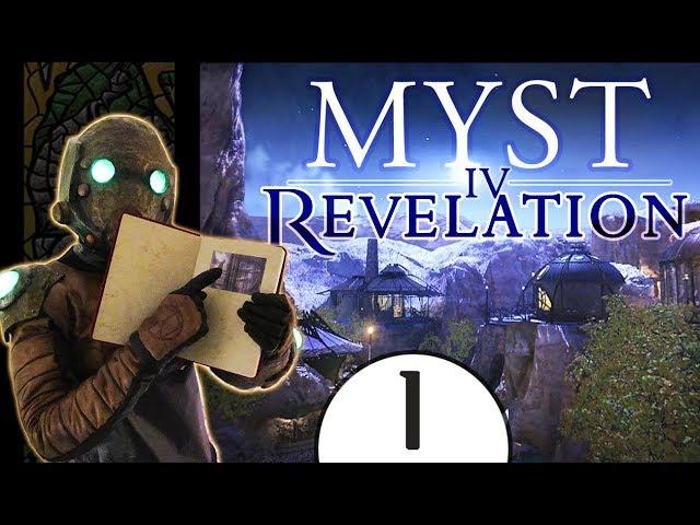 Lets Play Myst IV Revelation- Episode 1: An Objective Eye