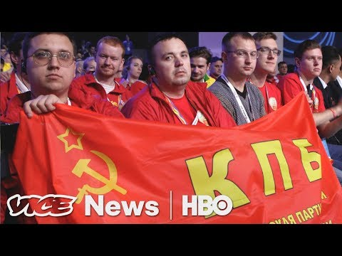 Russia's Communist Comeback & Trump In Asia: VICE News Tonight Full Episode (HBO)