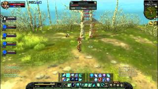 Silkroad Online __2013__ Killed Demon Shaitan. Server Neptune Nr # 3