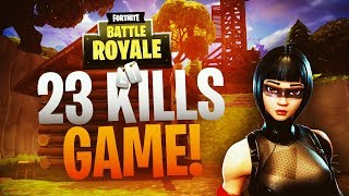 23 KILLA DUO GAMEPLAY! | Fortnite Battle Royale