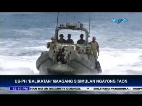 """AFP announces earlier commencement of """"Balikatan"""" exercises"""