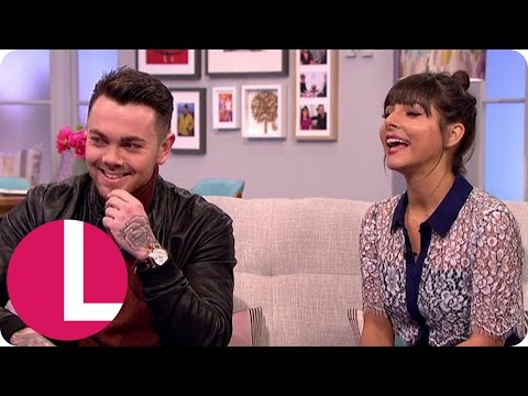 Ray Quinn and Roxanne Pallett Are So Excited to Be in the Wedding Singer Musical | Lorraine
