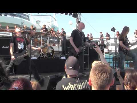 God Dethroned  -  The Grand Grimoire Live @ 70000 Tons Of Metal