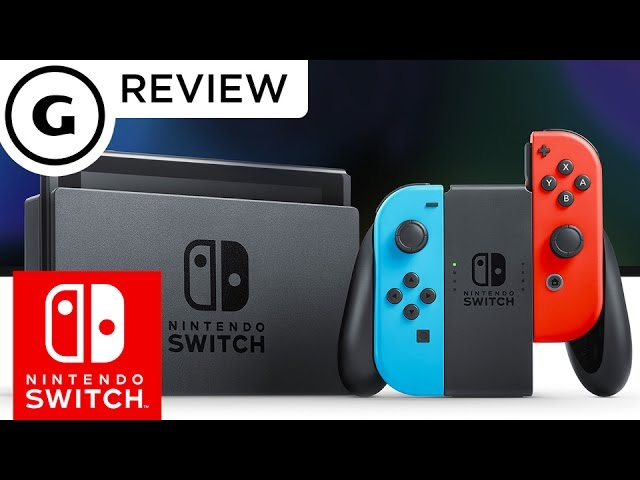 Nintendo Switch Review Video