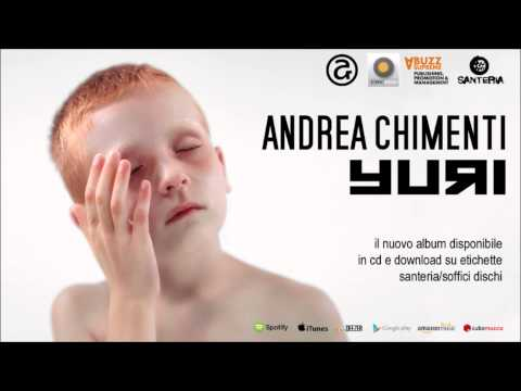 ANDREA CHIMENTI – Il Canto Di Adele (not the video)