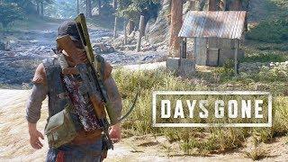 DAYS GONE #4 - Conflitos e Armadilhas | Gameplay em Português PT-BR no PS4 Pro