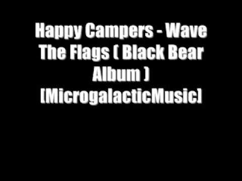Happy Campers - Wave The Flags