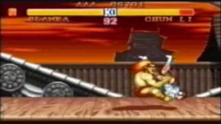 Street fighter 2  super nintendo xxx