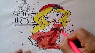 Prenses çiz