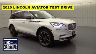 2020 lincoln aviator test drive and review