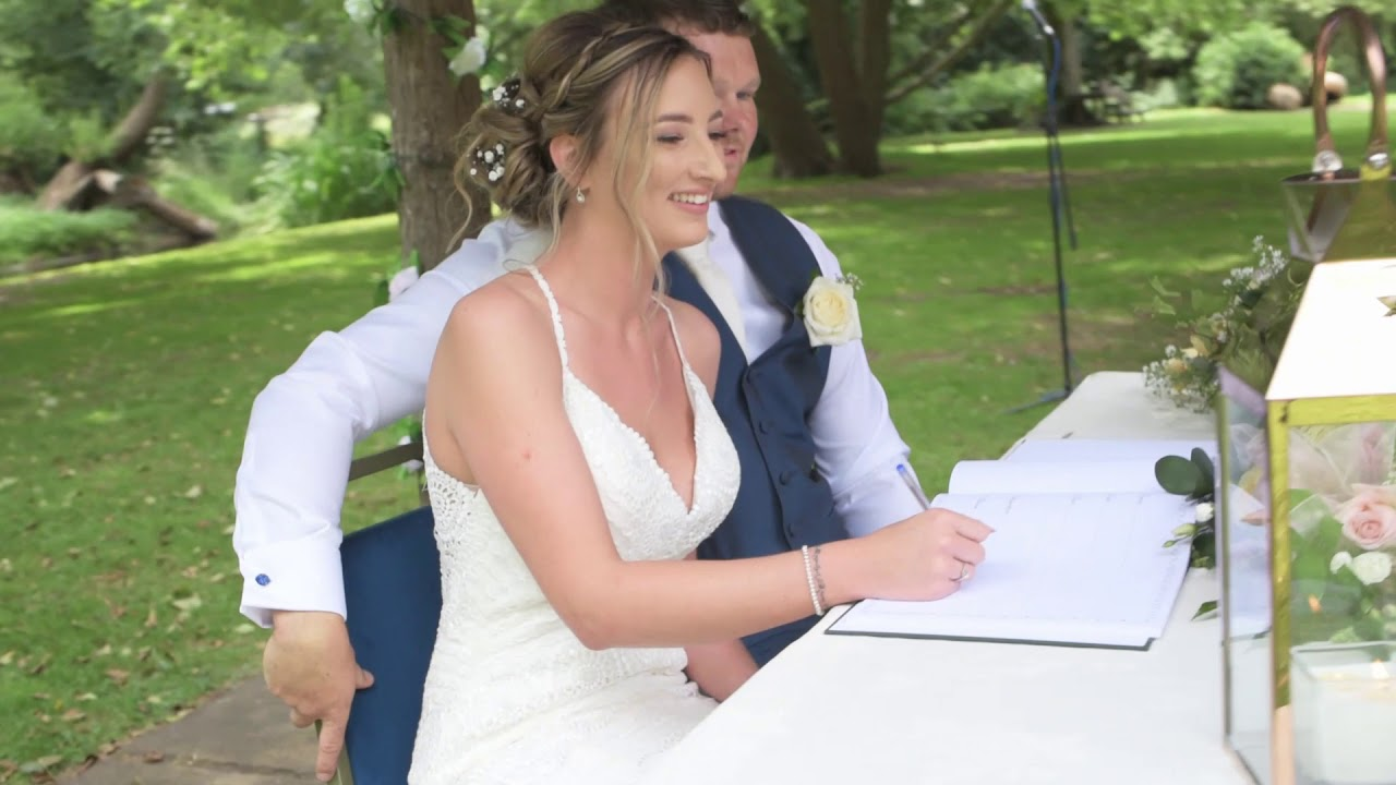 Kate and Louis' Wedding Video
